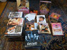 Bollywood DVDS Filme, Musik und Bücher