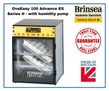 BRINSEA FACTORY DIRECT - OvaEasy 100 Advance EX Series II 96* egg incubator