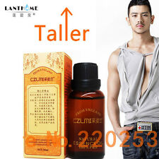 NATURAL BONE GROWTH ESSENTIAL HEIGHT INCREASING OIL FAST GROW TALLER FOOT