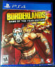 Borderlands Game of the Year Edition Sony Playstation 4