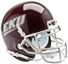 EASTERN KENTUCKY COLONELS NCAA Schutt XP Authentic MINI Football Helmet