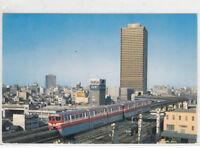 AK GEL. MONO-RAIL AND THE TRAIDING CENTER BUILDING TOKYO 1987  (G3218)