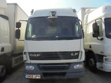 DAF 55-180 (2007) Rigid Body Manual Gears 4500cc MOT May 2019 15000 KG.