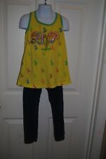 Baby Phat  Kids Shirt size 6 and Pants size 5