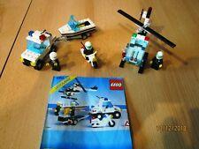 Lego Bausatz  6354 Polizei-Set  mit Bauanleitung