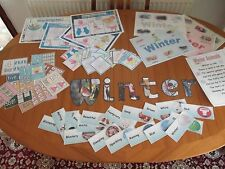 EYFS Winter Resource Laminated Pack