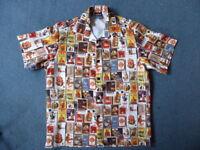 70's Blaxploitation -cooles Hemd von dem Kult Label STOND Clothing NYC -Neuware