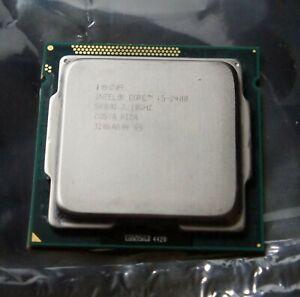 Intel Quad Core i5-2400 Processor - 3.10 GHz CPU