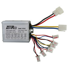 24V 500W Brush Speed Controller for E-Bike Bicycle Electric go-kart Electrombile