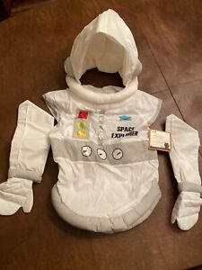NWT POTTERY BARN KIDS PBK ASTRONAUT SPACE EXPLORER SUIT COSTUME 4-6 HALLOWEEN