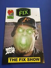 The Fix Show (2001) South Jersey Rebellion Productions Preview Issue Comic