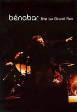Bénabar BENABAR  - Live au Grand Rex  - DVD - NEW