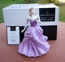 """Royal Doulton   """"Victoria""""   HN4623    Figure of the Year 2005"""