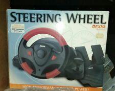 Volante con Marce e Pedali PC Dexxa Steering Wheel
