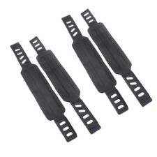 Universal Exercise Bike Cycling Machine Adjustable Replacement Pedal Straps X 4
