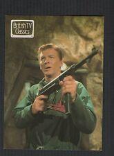 Steve Forrest. The Baron. John Mannering Postcard   zd118