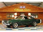 1969 Dodge Coronet  1969 Dodge Coronet Super Bee – Green / White