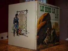 EO 1974 LE HORS LA LOI BLUEBERRY TRES BON ETAT GIRAUD CHARLIER