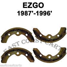 EZGO 1987'-1996' Golf Cart Rear Brake Shoe (set of 4) 23354-G1, 27248-G01