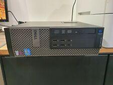 Dell Optiplex 790 Intel Core i7-2600 3.4GHz 8GB DDR3 Ram 1TB HDD WIN10 Pro