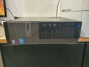 Dell Optiplex 790 Intel Core i7-2600 3.4GHz 8GB DDR3 Ram 1TB HDD WIN10 Pro