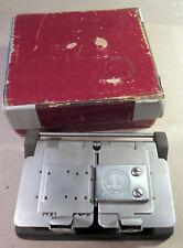 Naillard Film Splicer Presstape Switzerland Swiss Made BX 851 Great Movie Tool