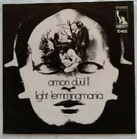 "AMON Düül II⚠️  7""-1971-Light/Lemmingmania-Liberty 15468-Germany"