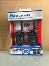 Midland X-Talker 20 Mile, 22 Channel FRS/GMRS 2 Way Radios (D3)