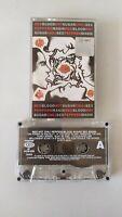 Vintage Cassette Tape Red Hot Chili Peppers Blood Sugar Sex Magik 1991 Warner