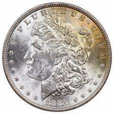 1886 Morgan Silver Dollar Toned BU Toned SKU42107