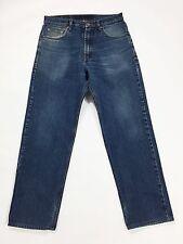 Jinglers jeans W32 tg 46 vintage uomo usati boyfriend dritti accorciati T1768