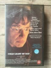 Rare, Cult Film, VHS Feature film based on Denis Nilson, 'The Cold Light of Day'