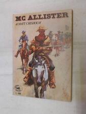 MC ALLISTER Matt Chisholm Emma Stucchi Studiopress Super Western 1974 romanzo di