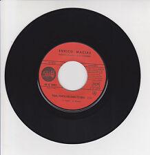 ENRICO MACIAS Vinyl 45T PARIS TU M'AS PRIS DANS TES BRAS JukeBox PATHE 1891 RARE