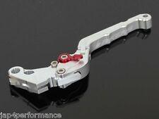 Honda MSX125 CNC del Freno y Embrague Palanca Conjunto De Plata 2013-16
