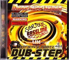 Mark Ruff Ryder- Bassline DubStep CD (NEW) Strictly Underground The Best of