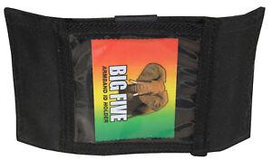 ARMBAND ID CARD HOLDER - BLACK- SIA Security Badge