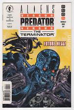 Aliens vs. Predator vs. The Terminator #4 (Jul 2000, Dark Horse) Schultz Rubi w