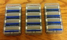 Schick Hydro 5 Razor Blade Refills 12 Count Made in USA Free Shipping
