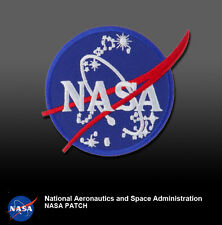 NASA Official Emblem Insignia Logo Patch