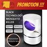 Lampe Anti-Moustique LED Lumière Ultraviolette Électrique USB Répulsif Efficace