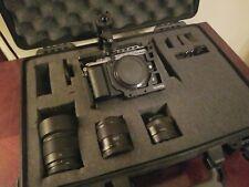 Panasonic Lumix Gx85 Camera Bundle - 42.5mm, 25mm, 12-32mm lenses... more