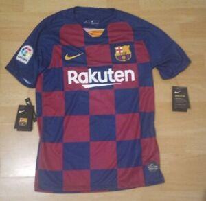 Barcelona 2019/20 Nike Home Shirt BNWT Mens Size Small