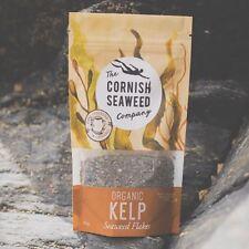 The Cornish Seaweed Company | Organic Kelp Flakes 60g Pack of 4