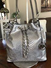 NWOT Michael Kors Frankie Large Drawstring Bag