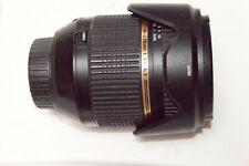 Tamron 062 Di2 Auto Focus 18-270mm f/3.5-6.3 VC PZD Lens & polarizer Nikon MINT!