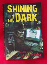 STEPHEN KING Remarqued SHINING IN THE DARK by Artst Chadbourne LIMITED SIGNED