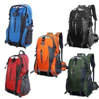 Women Men Waterproof Outdoor Camping Hiking Bag Backpack Travel Luggage Rucksack