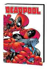 Marvel Comic DEADPOOL BEGINNINGS OMNIBUS Hard Cover Vol #1 768 page  (2017)