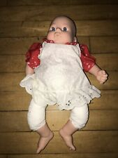 """1997 Cititoy BS114 TC9-B. 14"""" Girl doll. Blue eyes Very cute cloths see outfits"""